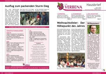"Die ""Kampfmannschaft"" Verbena - kraeuter-garten.at"