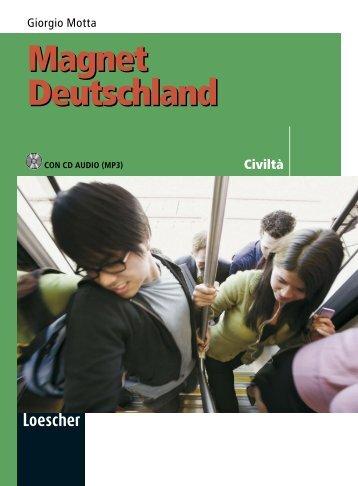 Magnet Deutschland - Scuolabook