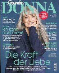 DONNA Freundin Feb. 2012 - Dr. Zenker Dermatologie