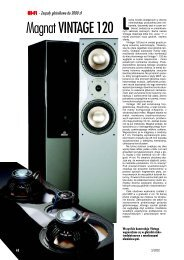 Magnat VINTAGE 120 - Audio
