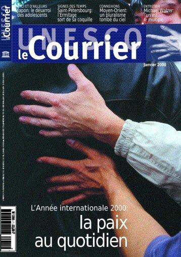 The UNESCO courier; Vol.:53, 1; 2000 - unesdoc - Unesco