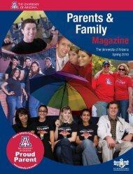 Spring 2010 - Arizona Daily Wildcat - University of Arizona