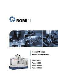 Romi D Series