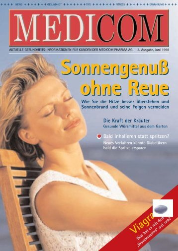 Zeitungslayout RZ - Medicom