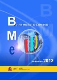 Noviembre 2012 - Ministerio de Agricultura, Alimentación y Medio ...
