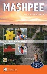 magazine 2012 - Mashpee Chamber of Commerce