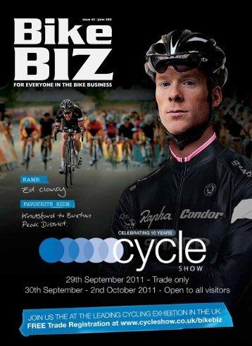 Issue 65 | June 2011 - BikeBiz