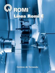 Catálogo - Industrias Romi S.A.