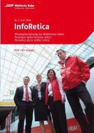 InfoRetica - Rhätische Bahn