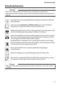 Mobilteil einstellen - Gigaset - Seite 7
