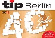 Preisliste 39 - Tip Berlin