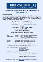 June 5 8 2013 Berlin Germany Estrel Hotel And Wavld