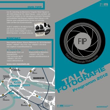 Jahresprogramm 2012 zum Herunterladen (pdf) - Reiss-Engelhorn ...