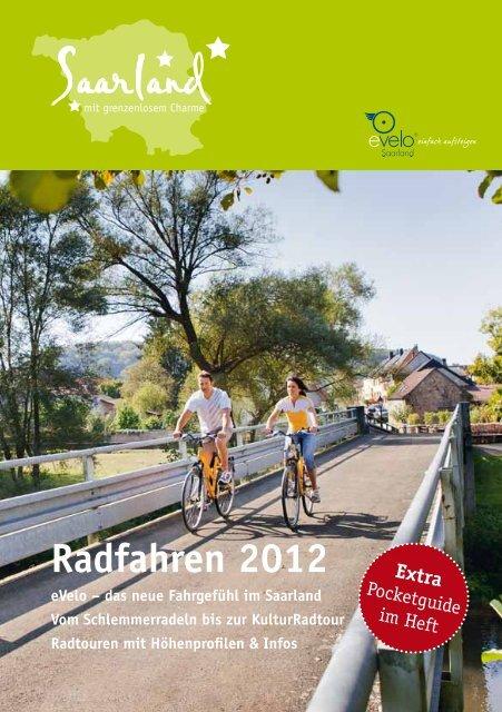 Radfahren 2012 - Tourismus Zentrale Saarland