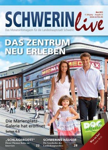 daS zentrum neu erleben - Schwerin Live
