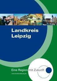 Landkreis Leipzig Informationen zum Wirtschaftsstandort