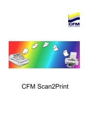 Configuration mode - CFM - Computer für Menschen GmbH