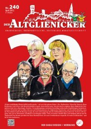 DER ALTGLIENICKER April 2012 - Home [www.red-eagle-berlin.de]