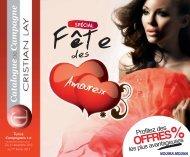 Catalogue Promotion C01-C02 Valable du 31 Déc. 2012 au 01 Fév. 2013