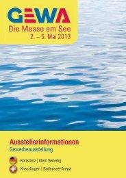 Ausstellerinformationen - Stadt Konstanz