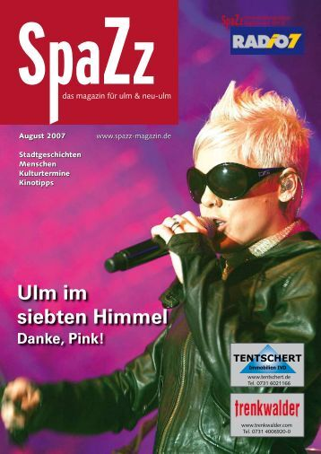 Ulm im siebten Himmel - KSM Verlag