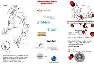 Program(m) - Universitäts Kinder- und Jugendklinik Rostock