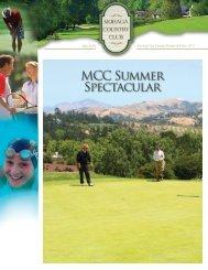 MCC Summer Spectacular - Golf Fusion
