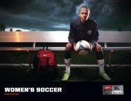 WOMEN'S SOCCER - Stefans Soccer