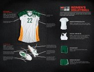 WOMEN'S VOLLEYBALL - Nike Team Sports