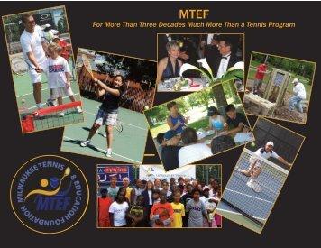 History of the Milwaukee Tennis & Education Foundation