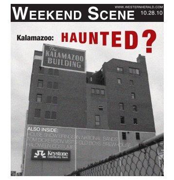 Kalamazoo: HAUNTED? - Western Herald