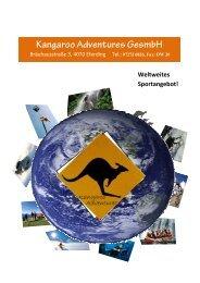 Kangaroo Adventures GesmbH