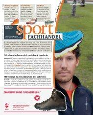 Nike baut in Österreich und der Schweiz ab MBT ... - Fastaction GmbH