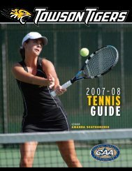 2007-08 Tennis Guide - XOS Product Marketing