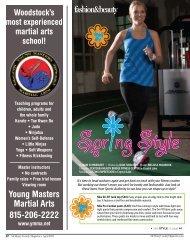 fashion&beauty - McHenry County Magazine