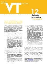 calzado - Oficina Española de Patentes y Marcas