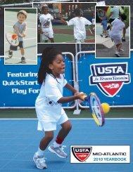 2010 YEARBOOK - USTA.com