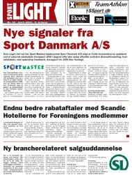 SPORTEX - Sportsbranchens Leverandørforening