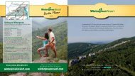 Vacation Planner - Wintergreen Resort