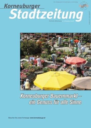 Stadtzeitung 2/2008 - Korneuburg