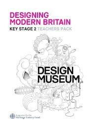 DESIGNING MODERN BRITAIN - Design Museum