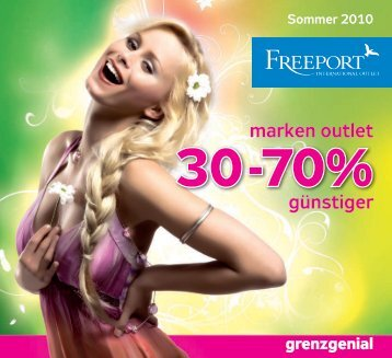 25% Rabatt - Freeport International Outlet