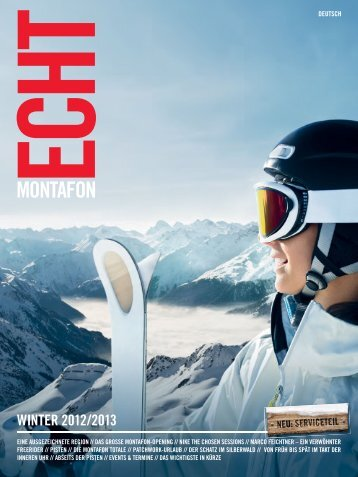 WINTER 2012/2013 - Download brochures from Austria