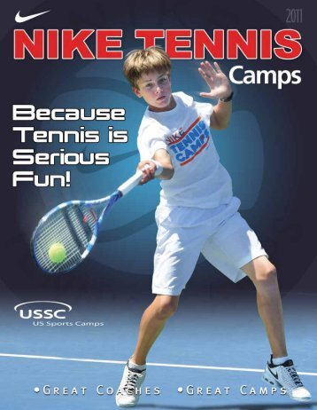 NIKE Tennis Camp – US Sports Camps