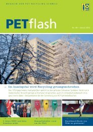 Download - PET-Recycling Schweiz