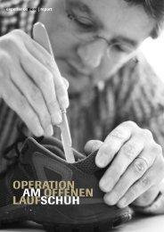 OperatiOn am Offenen Laufschuh - Frank Simoneit Media