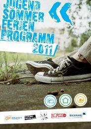 Download (jugendferienprogramm2011.pdf) - Treffpunkt 44