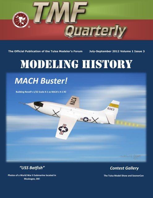 TMF Quarterly - Tulsa Modelers Forum
