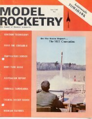 Model Rocketry - Ninfinger Productions