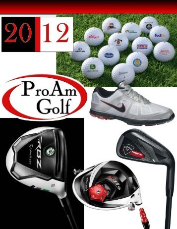 Founded In 1975, ProAm Golf Specializes In The